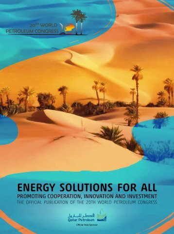 Full pdf file here - World Petroleum Council