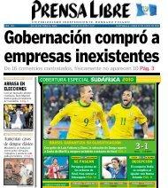 De 16 comercios contratados, físicamente no ... - Prensa Libre