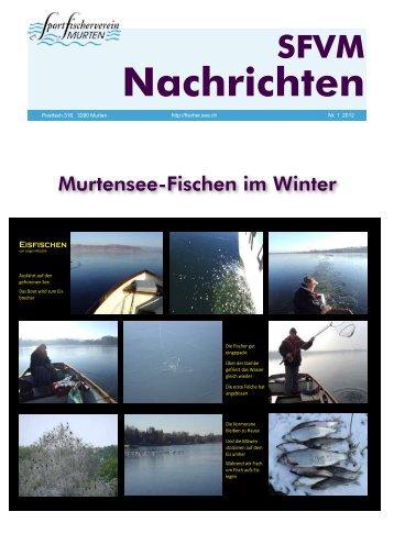 SFVM-Nachrichten (Ausgabe 1-2012)