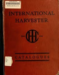 International Harvester Mogul oil engines for farm work : to ... - ghp