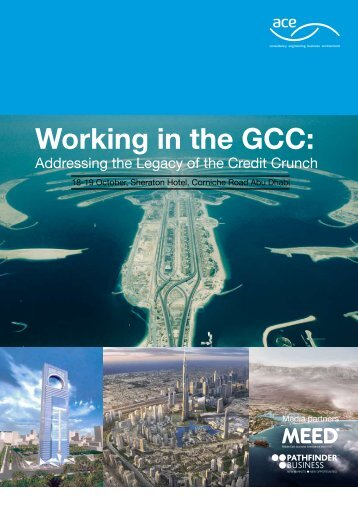 Working in the GCC: - Association for Consultancy and Engineering