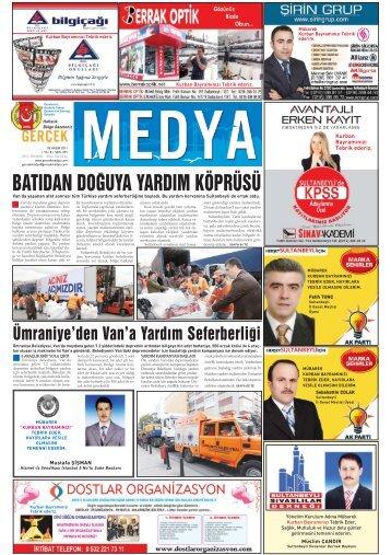 tebrik - gerçek medya gazetesi