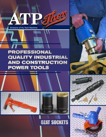 Atp - Power Products Sales and Service, Inc.