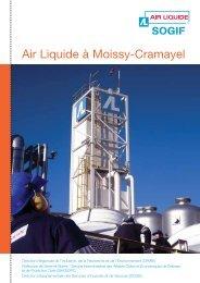 Air Liquide à Moissy-Cramayel - Ville de Moissy-Cramayel
