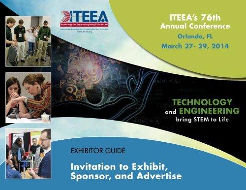 Exhibitor Prospectus - International Technology and Engineering ...