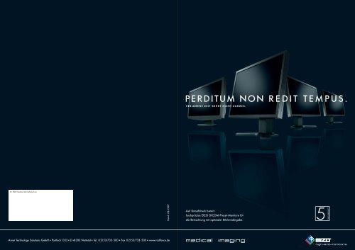 Produkt Line Up mit Dicom Preset - voelker-edv.de