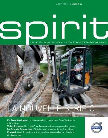 Spirit 28 - Volvo Construction Equipment