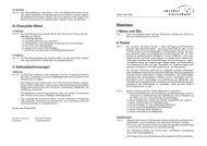 Statuten - Zürcher Tierschutz