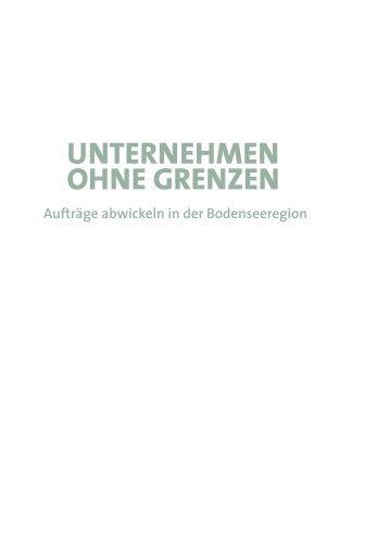 deutschland - beim Info-Center EURES Bodensee