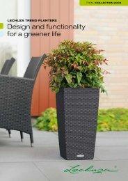 Design and functionality for a greener life - TULIPA PRAHA