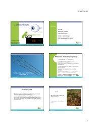 workshop 3.3 Telezorg psychiatrische patiënten - StudieArena