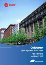 Split System 5-20 Tons
