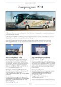 Resor 2011 - Lingmerths Buss - Page 2