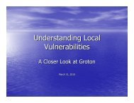 Understanding Local Vulnerabilities - ICLEI Local Governments for ...