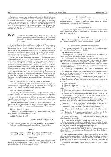 BOE 149 de 23/06/2005 Sec 3 Pag 22172 a 22176 - Página de inicio