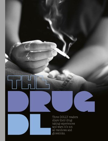 Illicit drug investigation - Kimberly Gillan