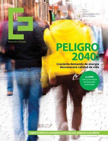 Revista Evolución y Energía, jul.-sep. 2012 - Año Internacional de la ...
