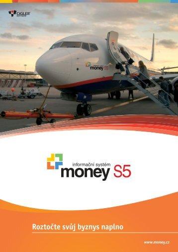 Roztočte svůj byznys naplno s Money S5 - Cígler software, a.s.