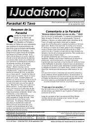 Parashat Ki Tavo - Ohr Somayach