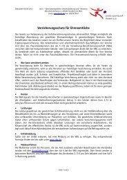 Versicherungsschutz für Ehrenamtliche - lsb h-Vereinsberater