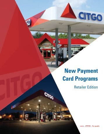 New Payment Card Programs - Citgo