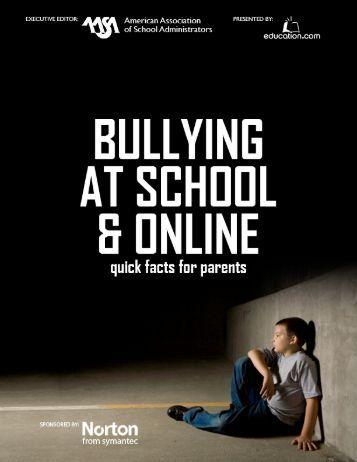 Free Cyber Bullying E-book - Island Trees Public Schools