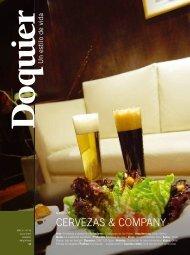 cervezas & company - revista doquier