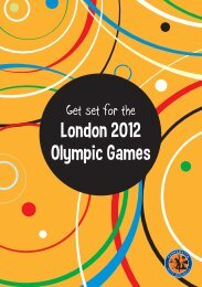 Get Set For The London 2012 Olympic Games - Parramatta City ...