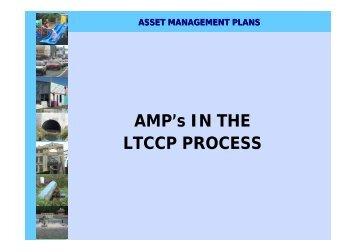 Asset Management LTCCP - LAPA