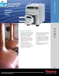 Masterflex IP 3 & 4 Pumps Brochure - Liquidyne