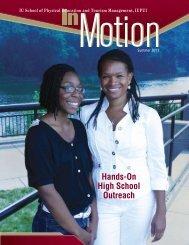 Hands-On High School Outreach - PETM: IUPUI