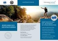 Inner-Team-Focusing - Therapeuten