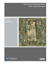 Salt Lake City International Airport Airport Layout Plan Update