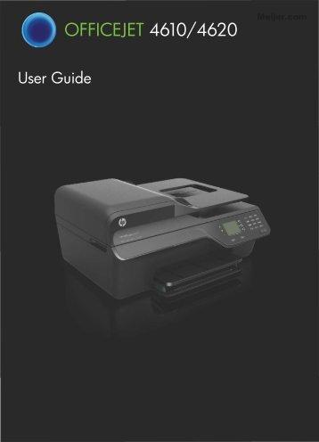 hp officejet 8500a a910 e all in one series user guide enww rh yumpu com HP Officejet 6700 Printer hp officejet 6700 user guide pdf