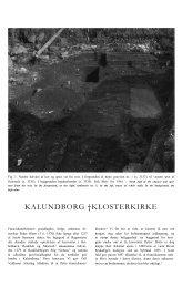 KALUNDBORG †KLOSTERKIRKE - Danmarks Kirker