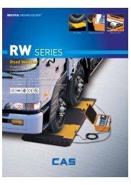 CAS RW-Z (Wireless type)