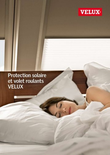 Protection solaire et volet roulants VELUX