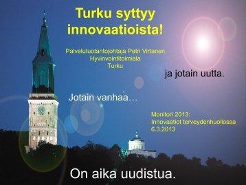 Virtanen - Turku Science Park