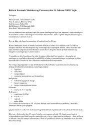 Referat fra møde Maskiner og Processer den 24 ... - Stålcentrum