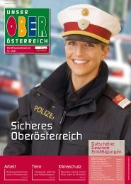 Unser Oberösterreich - Die Oö. Landesillustrierte Nr. 1/2007