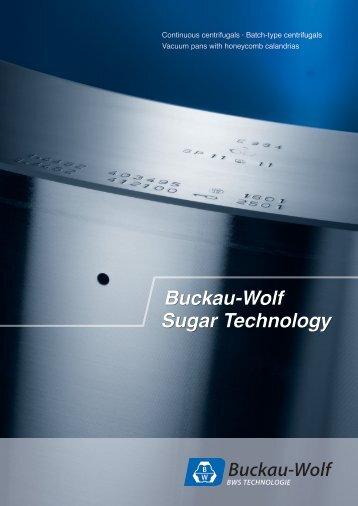 Buckau-Wolf Sugar Technology - BWS Technologie Gmbh