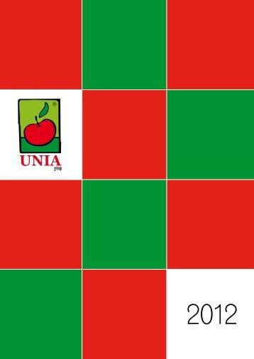 UNIA Katalog 2012 - VOGA GmbH