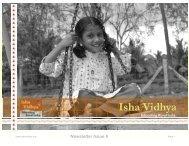 Newsletter 6 Draft - Isha Vidhya