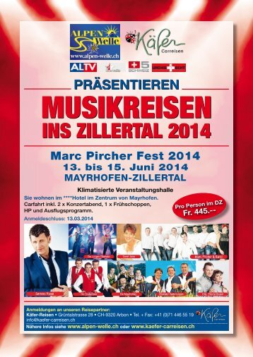 INS ZILLERTAL 2014 - Absolute Networks