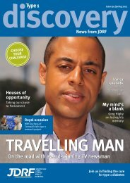 Interview with Discovery Magazine - T-cells