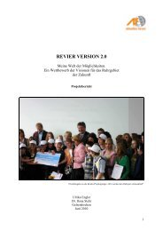 REVIER VERSION 2.0 - Aktuelles Forum NRW eV