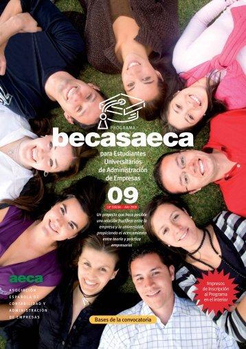 AeFolBecas09-CUB - Asociación Española de Contabilidad y ...