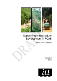Democratic Republic of Congo case study - Oxford Policy ...