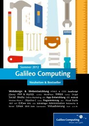 Galileo Computing