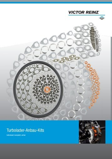 VICTOR REINZ Turbolader-Anbau-Kits